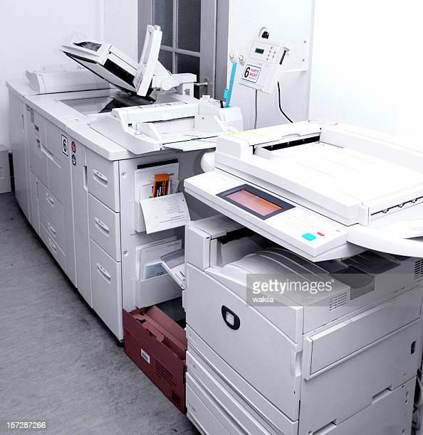 Photocopieuse-Copyshop