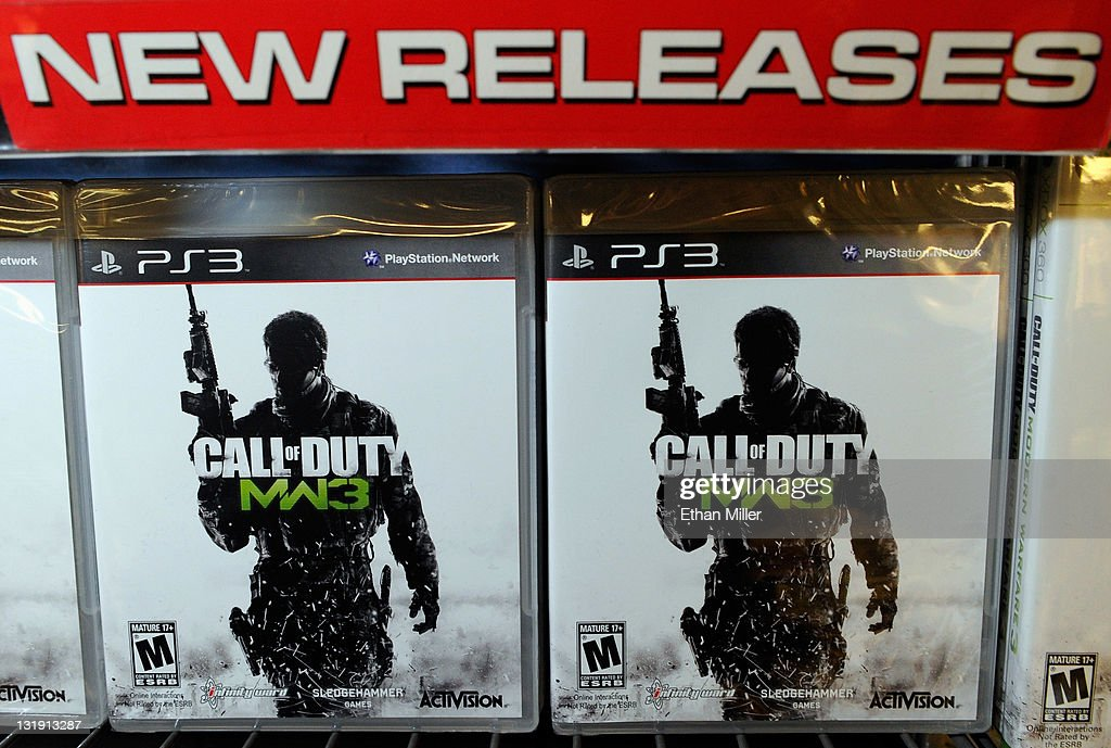 Copies Of Call Of Duty Modern Warfare 3 For The Playstation 3