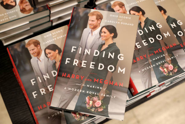 GBR: Finding Freedom, The Biography Of The Duke And Duchess Of Sussex, Publishes In The UK Today