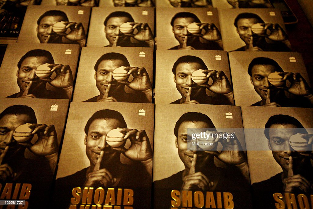 Shoaib Akhtar Controversially Yours Ebook