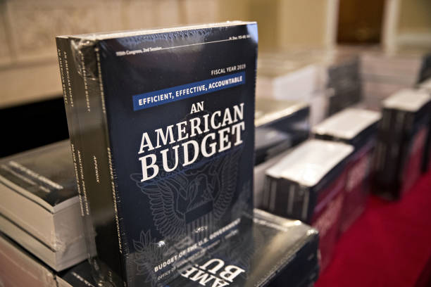 copies of president trump s fy 2019 budget is delivered to the house
