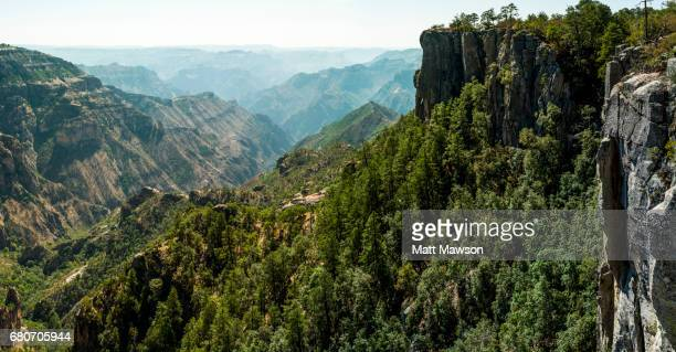 Copper Canyon Chihuahua State Mexico