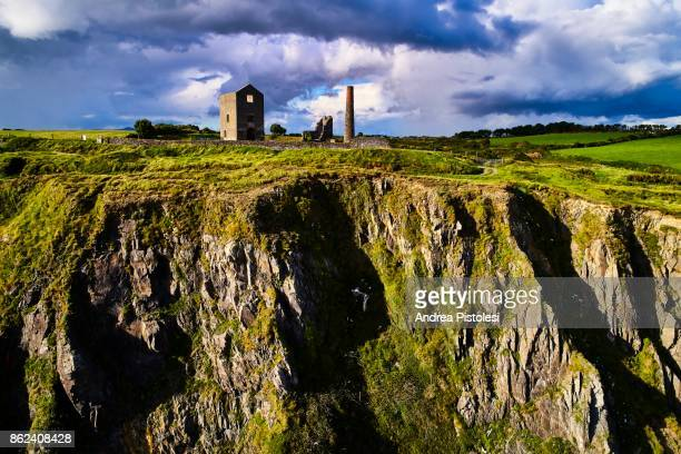 copper coast, ireland - county waterford ireland stock pictures, royalty-free photos & images