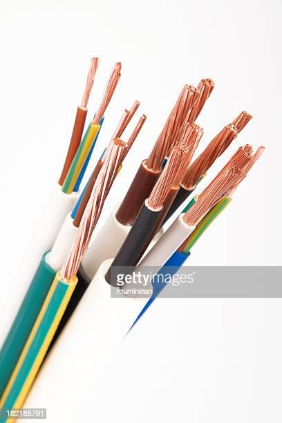 銅電気配線