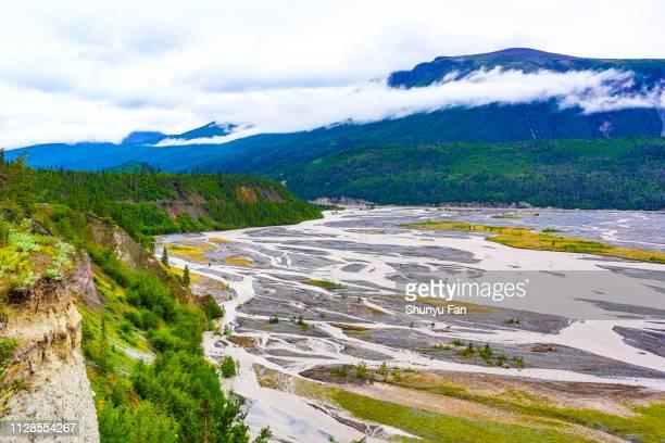Copper River at Wrangell - St Elias