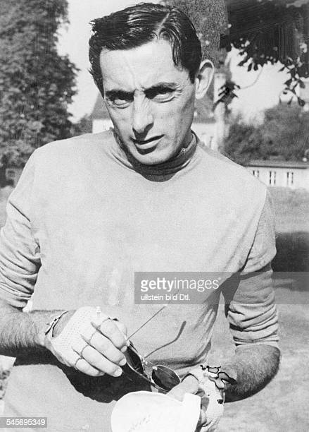 Coppi Fausto *Racing cyclist Italy 1958