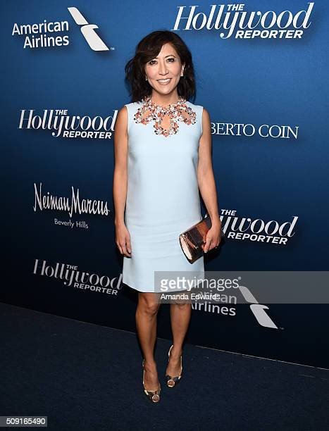 CoPresident and Chief Creative Officer of The Hollywood ReporterBillboard Media Group Janice Min arrives at The Hollywood Reporter's 4th Annual...