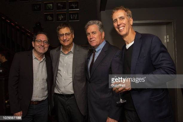 Co-President and Co-Founder of Sony Pictures Classics Michael Barker, Chairman of Sony Pictures Motion Picture Group Tom Rothman, Co-President and...