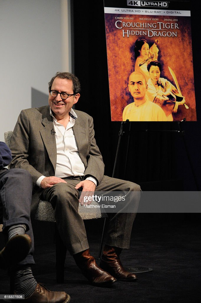 """Crouching Tiger, Hidden Dragon Screening and Q&A with Michael Barker, Ang Lee and James Schamus' : News Photo"