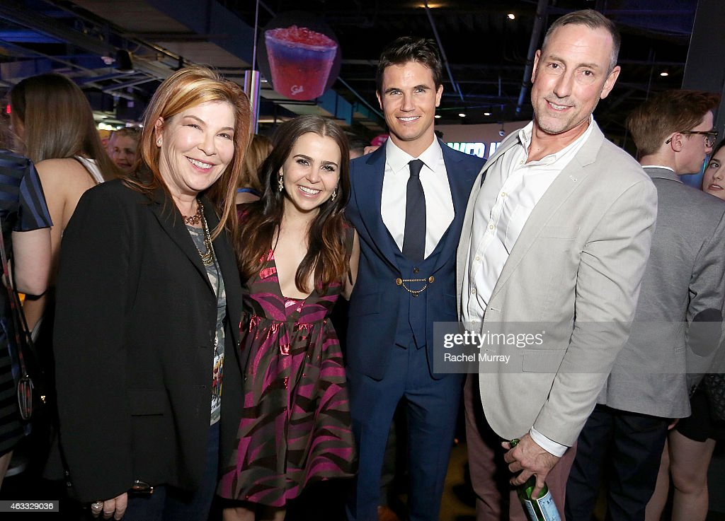 """Special Los Angeles Fan Screening Of """"THE DUFF"""" : News Photo"""