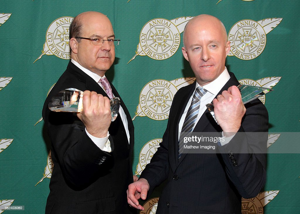50th Annual ICG Publicists Awards - Inside : News Photo