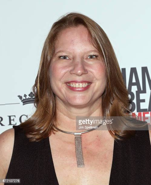 Coproducer Kathleen Squires attends the James Beard America's First Foodie NYC premiere at iPic Fulton Market on April 23 2017 in New York City