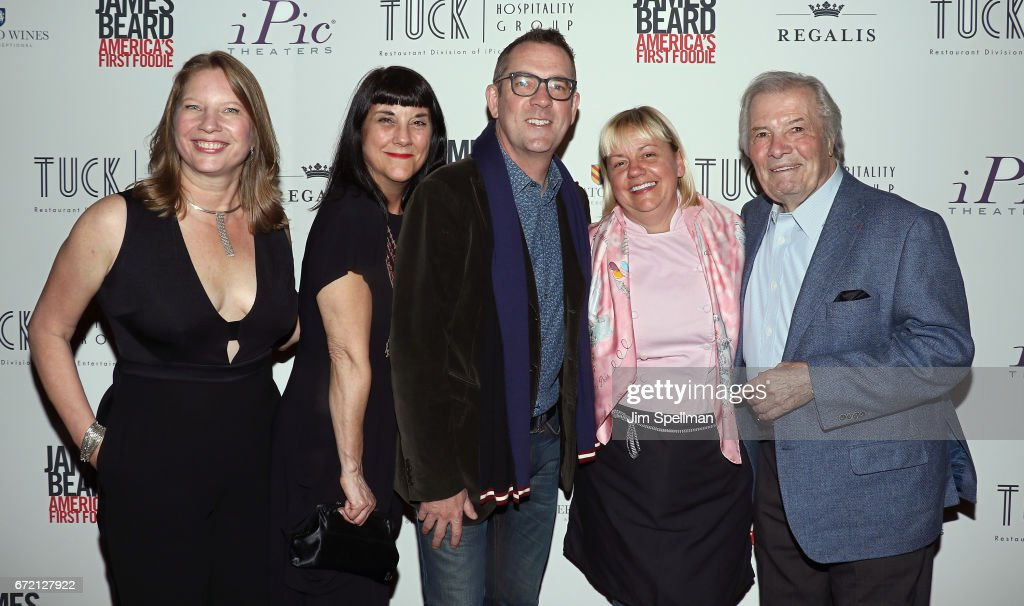 'James Beard: America's First Foodie' NYC Premiere : News Photo