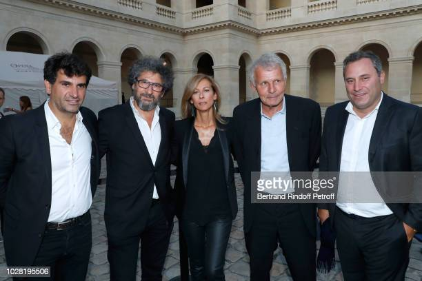 CoProducer of the event Tristan Duval Stage director of the event Radu Mihaileanu Music Booking Orchestra of the Opera Anne Gravoin Patrick Poivre...