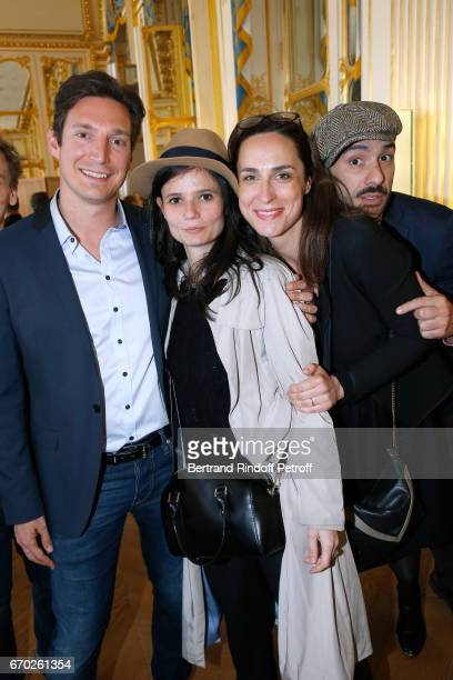 CoProducer of the 'Festival Off d'Avignon' Thibault Houdiniere Nominated for 'Moliere du Meilleur Auteur Francophone vivant' for 'Politiquement...