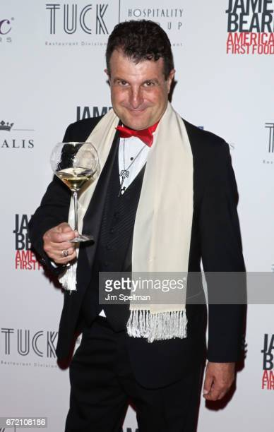 Coproducer Ronnie Rodriguez attends the James Beard America's First Foodie NYC premiere at iPic Fulton Market on April 23 2017 in New York City