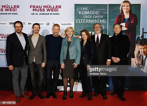 CoProducer Stefan Gaertner producer Oliver Berben director Soenke Wortmann Hannelore Kraft Governor of North RhineWestphalia Petra Mueller of...