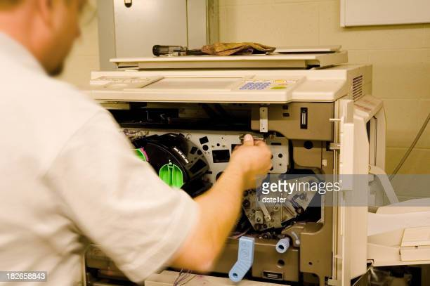 Copy Machine Repairman