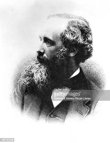 Copy of an engraving. James Clerk Maxwell , one of the world�s greatest theoretical physicists was born in Edinburgh, Scotland and studied...