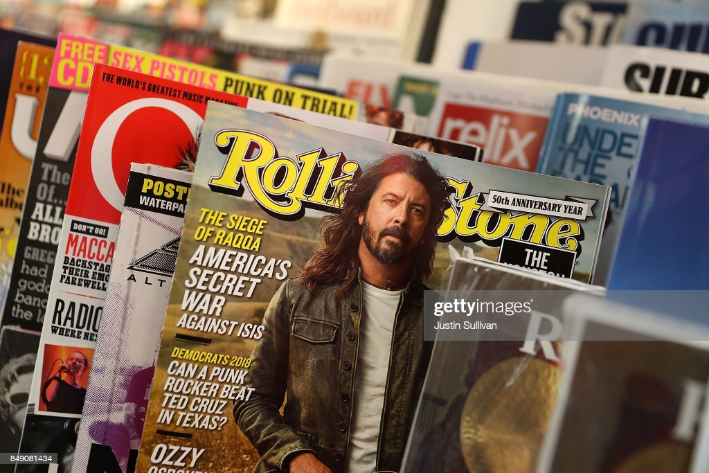 Want a piece of rock history? Look no further as Wenner Media announced the sale of a stake in the iconic music mag 'Rolling Stone,' co-founded by Jann Wenner in San Francisco back in the heady days of 1967.