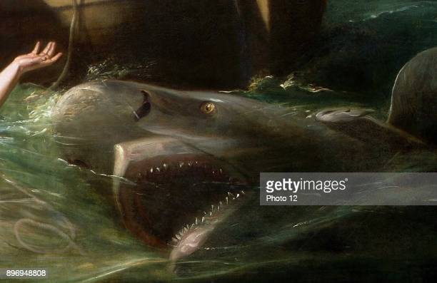 Copy of Watson and the Shark by John Singleton Copley