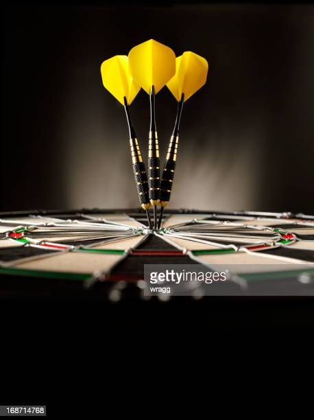 copy space in darts - possible stock pictures, royalty-free photos & images
