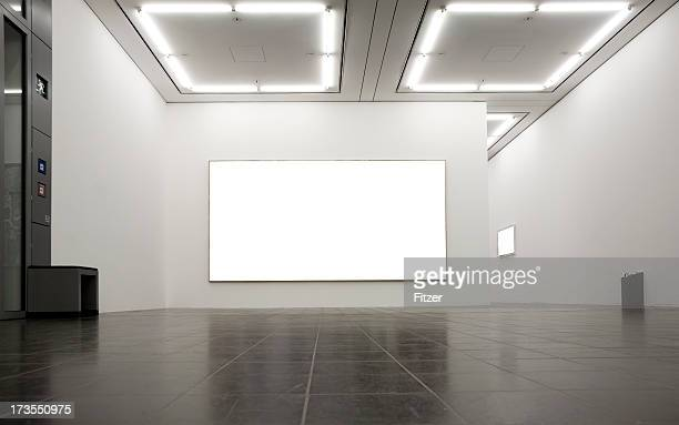 copy space - art gallery stock pictures, royalty-free photos & images