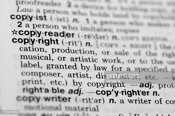 Copyright Definition