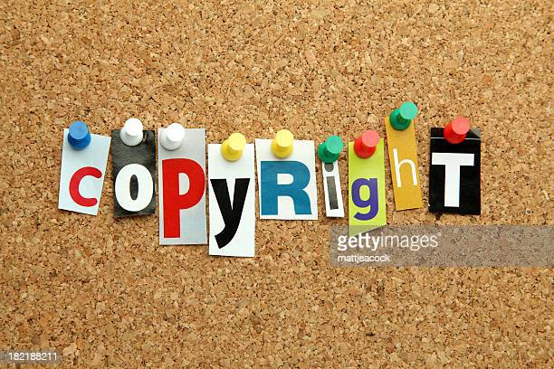 copyright - copyright stock photos and pictures