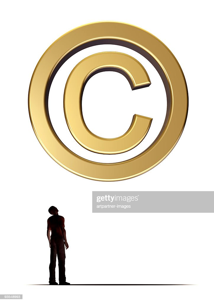 Copyright Symbol Stock Photo Getty Images