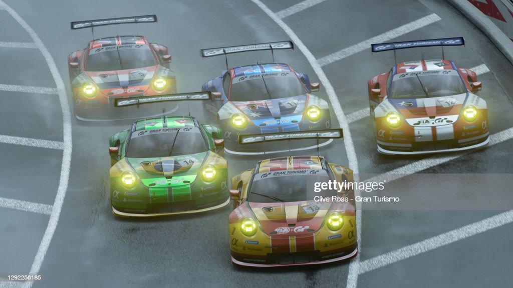 FIA Gran Turismo World Tour 2020 Finals - Nations Cup : News Photo