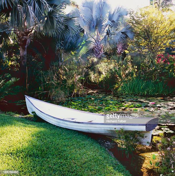 coral gables landscape - coral gables stock pictures, royalty-free photos & images