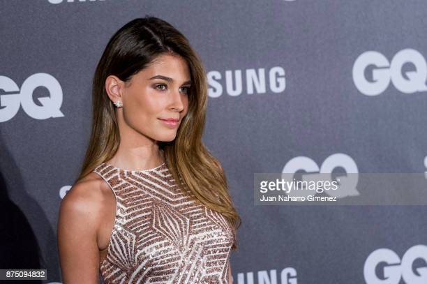 Coral Simanovich attends 'GQ Men Of The Year' awards 2017 at The Westin Palace Hotel on November 16 2017 in Madrid Spain