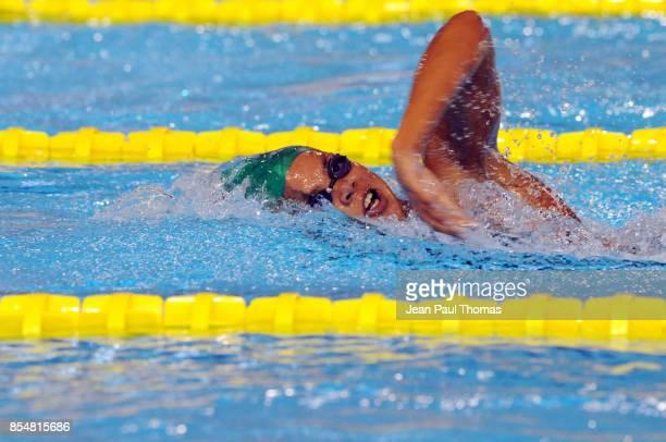 Coralie BALMY 800m nage libre Championnats de France 2009 Piscine Antigone Montpellier
