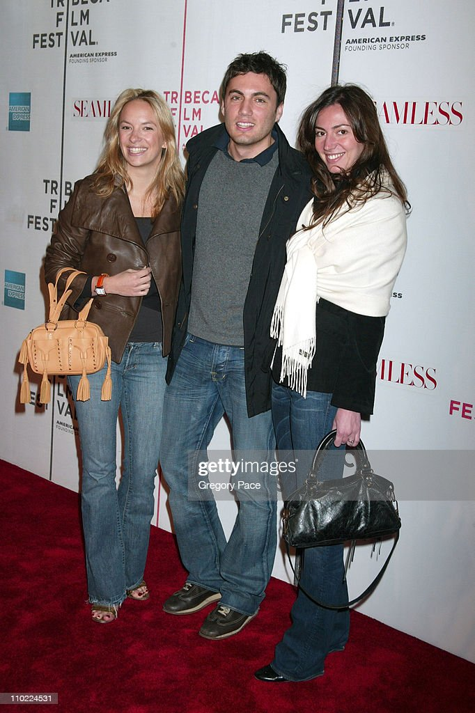 "4th Annual Tribeca Film Festival - ""Seamless"" Premiere - Inside Arrivals"