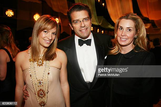 Coralie Charriol Paul Lorenzo Lorenzotti and Serena Boardman attend New York City Opera's SPRING GALA Henry Purcell's KING ARTHUR at New York State...