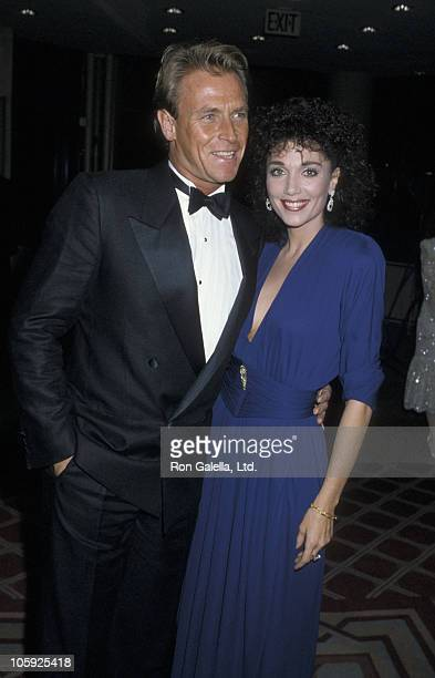 Corbin Bernsen and Stephanie Kramer during Jewish National Funds Annual Tree of Life Awards at Sheraton Premiere Hotel in Los Angeles California...