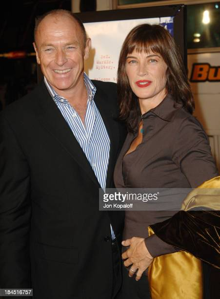 Corbin Bernsen and wife Amanda Pays during 9th Annual Hollywood Film Festival Opening Night Screening of Kiss Kiss Bang Bang Arrivals at Grauman's...