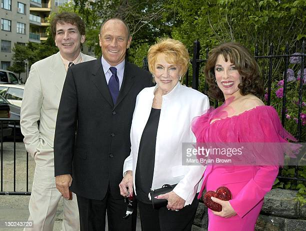 Corbin Bernsen Jeanne Cooper and Kate Linder during 31st Annual Daytime Emmys New York City Mayor Bloomberg's Reception at Gracie Mansion in New York...