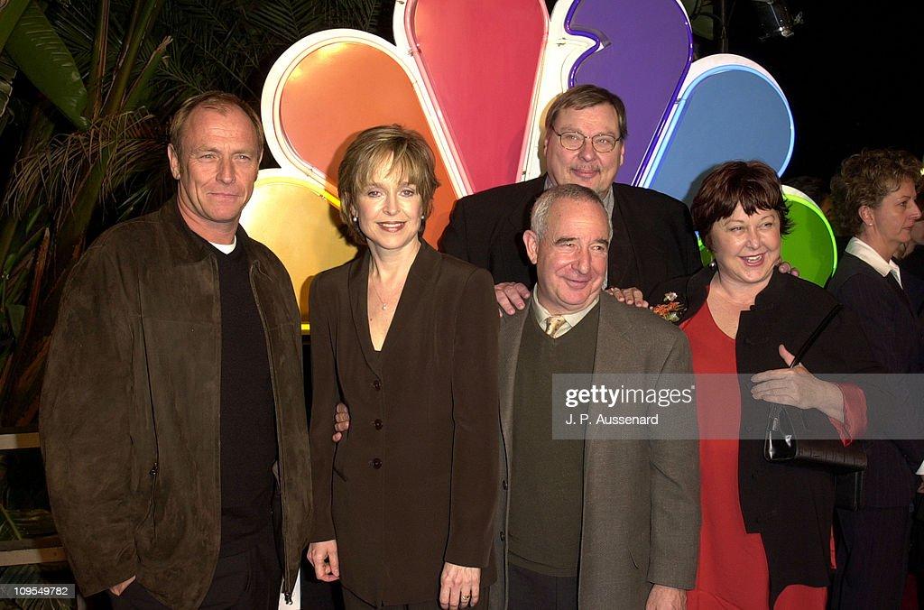 NBC 75th Anniversary All-Star Reception
