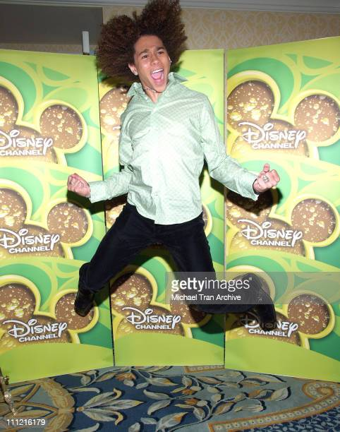 Corbin Bleu during Breakfast with the Cast and Crew of High School Musical December 16 2005 at Four Seasons Hotel in Los Angeles California United...