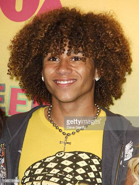 Corbin Bleu of High School Musical winner Choice TV Show Comedy/Musical