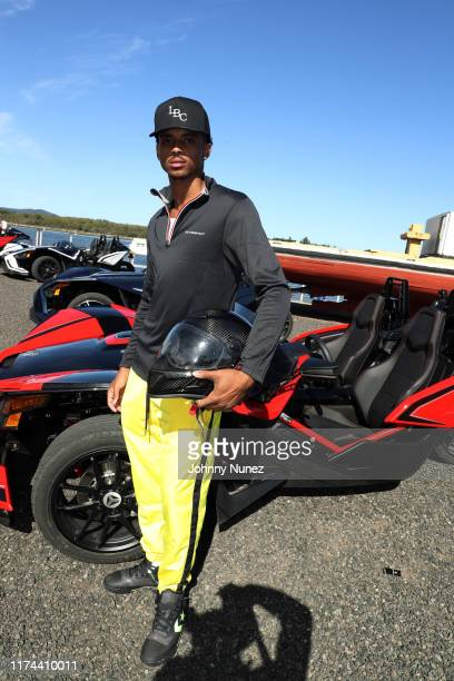 Cordell Broadus attends the Starstudded Adventure Ride hosted by Polaris Slingshot And RZR on September 12 2019 in Tenmile Oregon