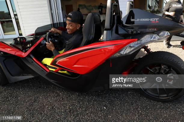 Cordell Broadus attends the Star-studded Adventure Ride hosted by Polaris Slingshot And RZR on September 12, 2019 in Tenmile, Oregon.