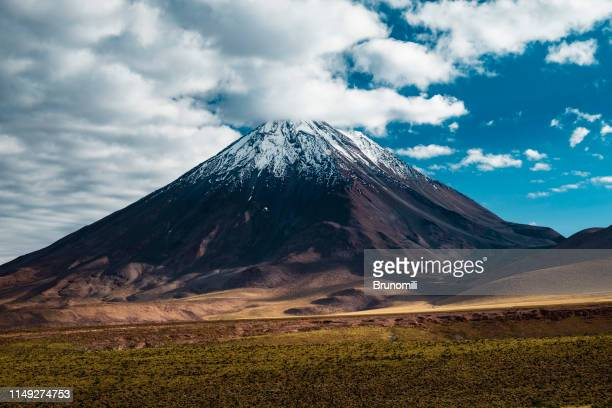 cordilherias of the andes, atacama desert in chile - altiplano stock pictures, royalty-free photos & images