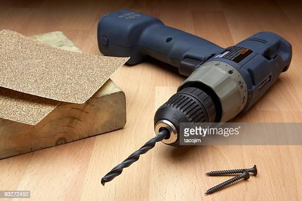 DIY - Cordless Drill