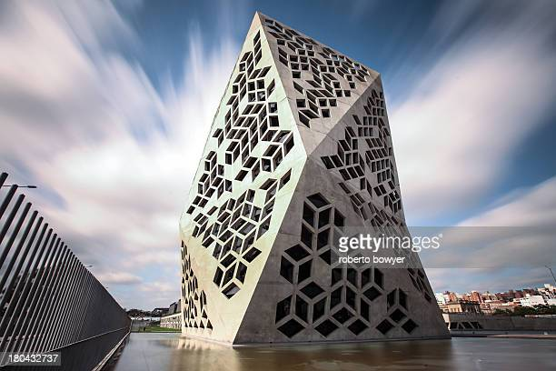 CONTENT] cordoba argentina architecture science detail concrete night view technology