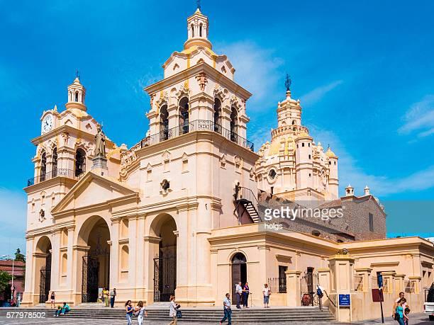 catedral de córdoba - cordoba argentina fotografías e imágenes de stock
