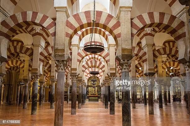 Cordoba Mesquita Columns