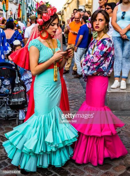Cordoba Spanien ESP Andalusien alAndalus UNESCO Weltkulturerbe Hauptstadt des Kalifats der Omaijaden Stadt der verschiedenen Kulturen Zentrums des...